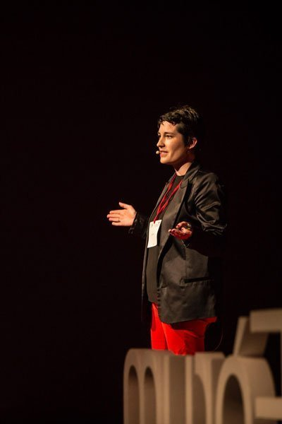 TEDxTarragona_2015_Cecilia Bofarull