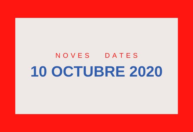Canvi de dates de TEDxTarragona 2020